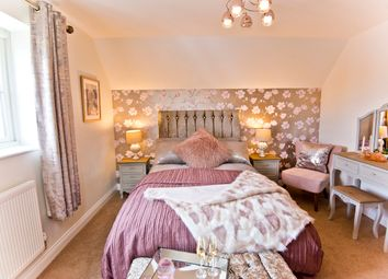 Thumbnail 4 bed detached house for sale in Willow Walk, Lea, Ross-On-Wye, Herefordshire