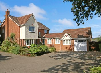 Thumbnail 4 bed detached house for sale in Ribston Close, Shenley, Radlett