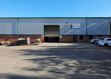 Thumbnail Light industrial to let in Unit C, Birch Park, Coombe Road, Off Engine Lane, Moorgreen, Nottingham