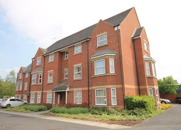 Thumbnail 2 bed flat for sale in Weavers Green, Northallerton