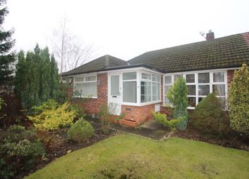 Thumbnail 2 bed bungalow for sale in Kendal Drive, Gatley, Cheadle, Cheshire