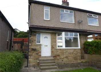 Thumbnail 3 bed semi-detached house to rent in Kirk Lane, Hipperholme, Halifax, West Yorkshire