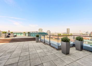 Thumbnail 3 bed flat for sale in Hamilton House, St George Wharf, Vauxhall, London