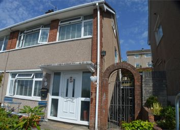 Thumbnail 3 bed semi-detached house for sale in 3 Oakdene Close, Baglan, Port Talbot, West Glamorgan
