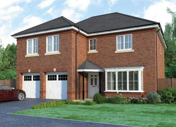 "Thumbnail 5 bedroom detached house for sale in ""The Jura"" at Low Lane, Acklam, Middlesbrough"