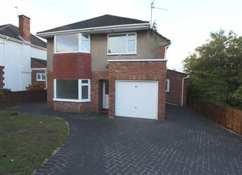 Thumbnail 3 bed detached house for sale in Barons Court Road, Penylan, Cardiff