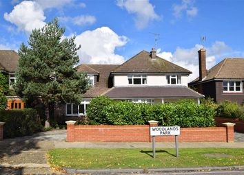 Thumbnail 4 bed detached house for sale in Woodlands Park, Leigh-On-Sea, Essex