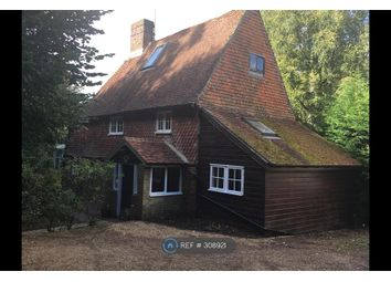 Thumbnail 3 bed detached house to rent in Gillham Lane, Forest Row