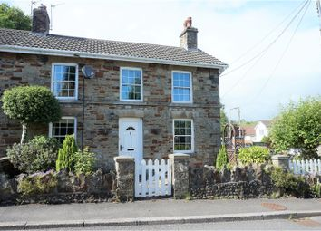 Thumbnail 3 bed cottage for sale in Derllwyn Road, Tondu, Bridgend
