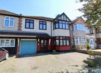 Thumbnail 4 bed terraced house for sale in Mapleleafe Gardens, Ilford