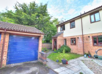 Thumbnail 3 bed semi-detached house for sale in Galloway Close, Basingstoke