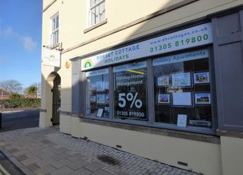 Thumbnail Commercial property for sale in Westham Road, Weymouth, Dorset