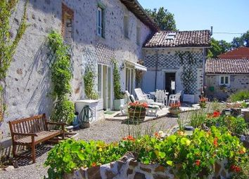 Thumbnail 4 bed property for sale in Chabrac, Charente, France