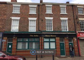 Thumbnail 2 bedroom flat to rent in Birkenhead, Merseyside