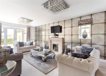 Thumbnail 5 bedroom detached house for sale in Petypher Gardens, Kingston Bagpuize, Abingdon, Oxfordshire