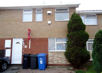 Thumbnail 2 bed terraced house to rent in St Lukes Road, Burton On Trent, Staffs