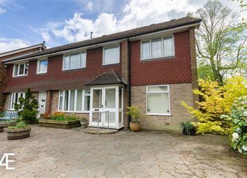 Thumbnail 4 bed end terrace house to rent in St. Meddens, Bull Lane, Chislehurst