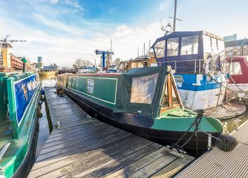 Thumbnail 1 bed houseboat to rent in South Dock Marina, Rope Road, Rotherhithe