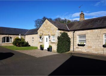 Thumbnail 4 bed barn conversion for sale in Great North Road, Morpeth