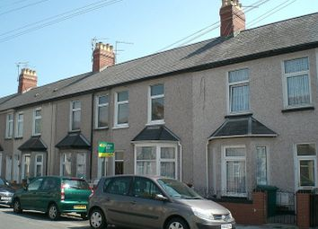 Thumbnail 3 bed terraced house to rent in Walsall Street, Newport, Newport