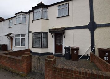 Thumbnail 3 bed terraced house for sale in Heath Road, Chadwell Heath, Romford