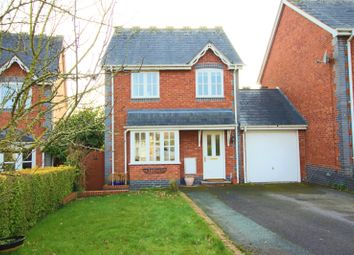 3 bed link-detached house for sale in 17 Llwyn Perthi, Arddleen, Llanymynech, Powys SY22