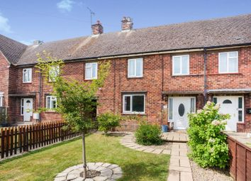 Thumbnail 3 bed terraced house for sale in Saxilby Road, Sturton By Stow