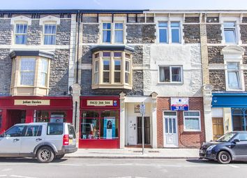Thumbnail 1 bed flat to rent in Commercial Road, Pill, Newport
