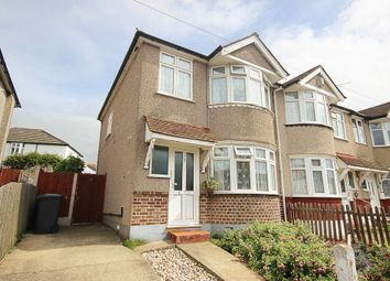 Thumbnail 3 bed end terrace house for sale in Cumberland Drive, Dartford