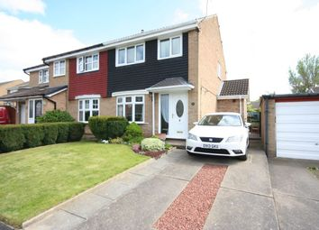 Thumbnail 3 bed semi-detached house for sale in Gore Sands, Acklam, Middlesbrough