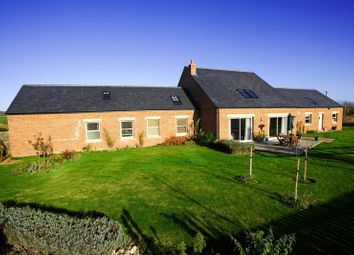 Thumbnail 5 bed detached house to rent in Whalton, Morpeth