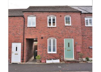 Thumbnail 2 bed terraced house for sale in Winter Gardens Way, Banbury