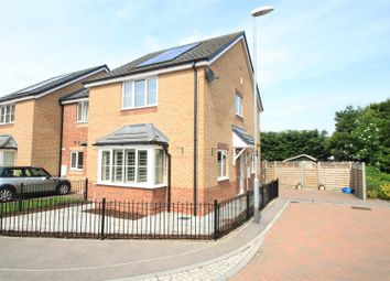 Thumbnail 3 bed semi-detached house for sale in St. Francis Close, Hinckley