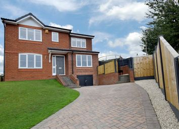 Thumbnail 4 bed detached house for sale in Rose Farm Approach, Altofts, Normanton
