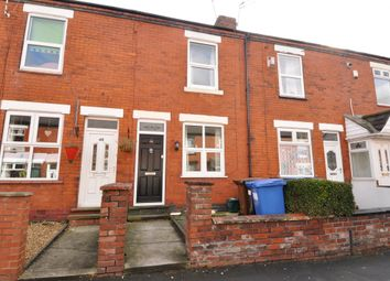 Thumbnail 2 bed terraced house to rent in Alldis Street, Stockport