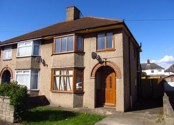 Thumbnail 3 bedroom semi-detached house to rent in Barns Road, Cowley