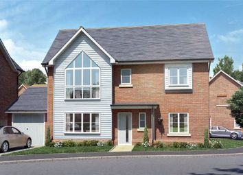 Thumbnail 4 bed detached house for sale in Mohawk Way, Woodley, Berkshire