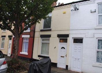 Thumbnail 2 bed terraced house for sale in Fairclough Avenue, Warrington, Cheshire