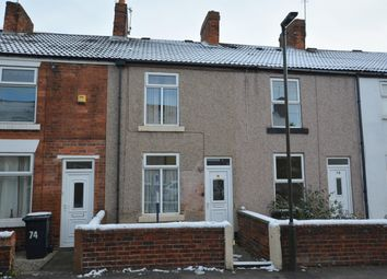 Thumbnail 2 bedroom terraced house for sale in South Street North, New Whittington, Chesterfield