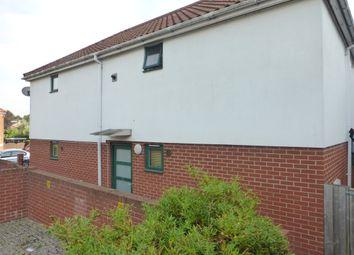 Thumbnail 1 bedroom end terrace house for sale in Oak Lane, Norwich