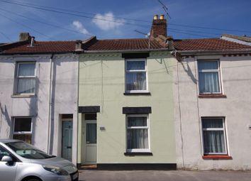 2 bed terraced house for sale in Leesland Road, Gosport PO12