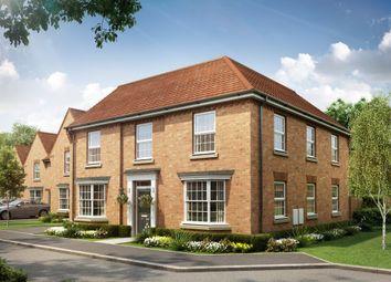 "Thumbnail 4 bedroom detached house for sale in ""Eden"" at Ellerbeck Avenue, Nunthorpe, Middlesbrough"
