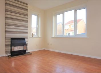 Thumbnail 1 bedroom end terrace house for sale in Meadow Croft, Doncaster