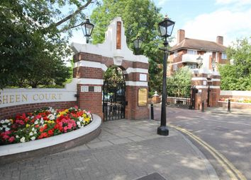 Thumbnail 3 bedroom flat for sale in Sheen Court, Richmond