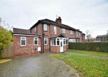 Thumbnail 3 bedroom semi-detached house for sale in Dane Road, Sale