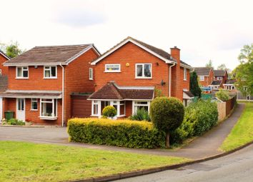 Thumbnail 3 bed detached house for sale in Curlew Close, Kidderminster