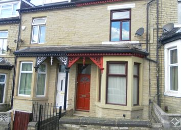 Thumbnail 4 bedroom terraced house for sale in Lonsdale Street, Bradford