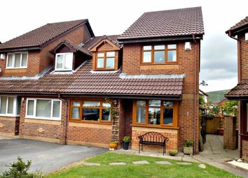 Thumbnail 4 bed semi-detached house for sale in Plas Y Fedwen, Coed-Y-Cwm, Pontypridd