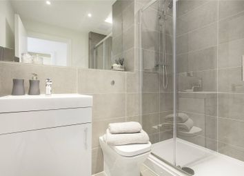 Thumbnail 1 bed flat for sale in Talbot Skyline, 204-226 Imperial Drive, Harrow, Middlesex