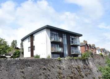 Thumbnail 2 bedroom flat for sale in Huntings Yard, Fore Street, Teignmouth, Devon